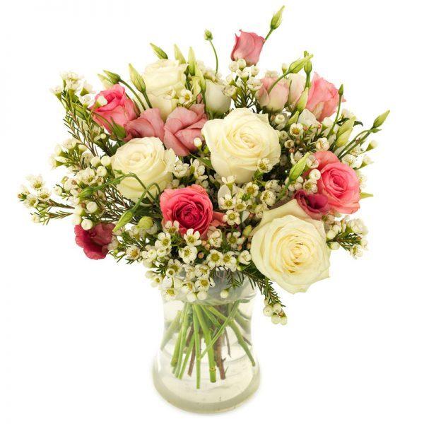 boeket met rozen bestellen